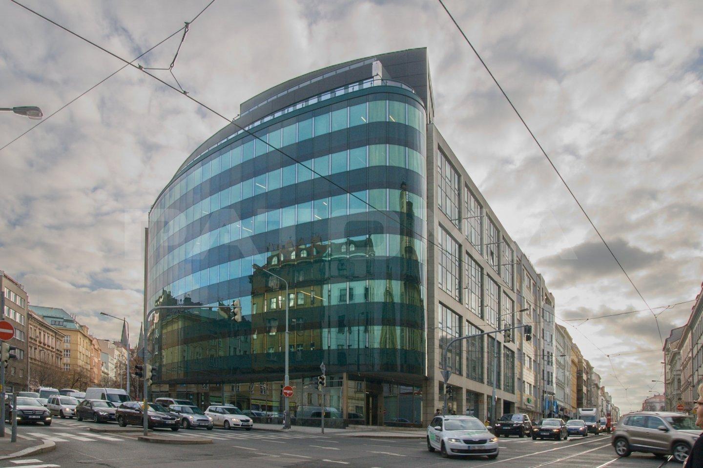 Podnájem kancelářských prostor o výměře 213 m² na