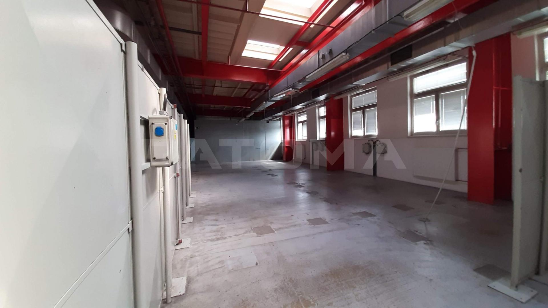 Pronájem vytápěných skladových prostor o výměře 94